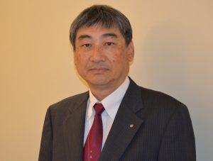 写真:東洋金属株式会社尾熊社長
